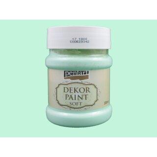 Soft Dekor Farbe Mint Grün 230 ml