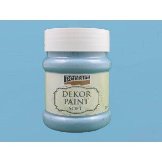 Soft Dekor chalky Farbe Flachsblau / flax-blue 230 ml