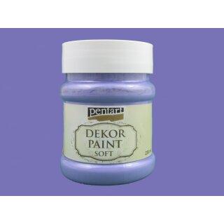 Soft Dekor Farbe Violett 230 ml