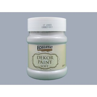 Soft Dekor Farbe Grau 230 ml