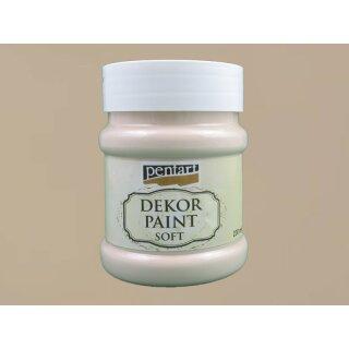 Soft Dekor Farbe Cappuccino 230 ml