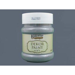 Soft Dekor chalky Farbe Graphit grau 230 ml