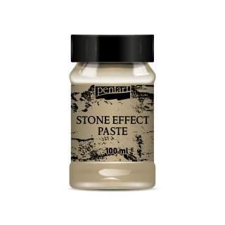 Stone effect paste sandstone 100 ml