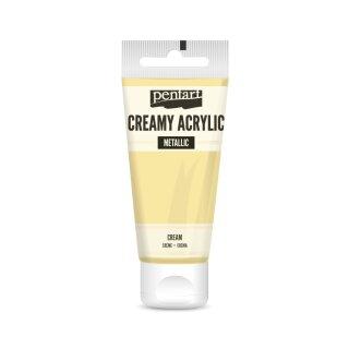 Pentart Creamy Acrylic Semi Gloss Creme 60 ml