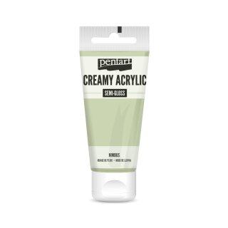 Pentart Creamy Acrylic Semi Gloss Nimbus 60 ml