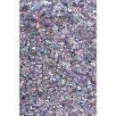Galaxy Flakes Mercury Vesta purple v. 15 g Pentart