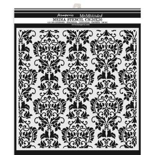 Schablone Stamperia 30 x 30 cm Classic Wallpaper
