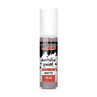 Pentart Acrylic Paint matt Rose 20 ml