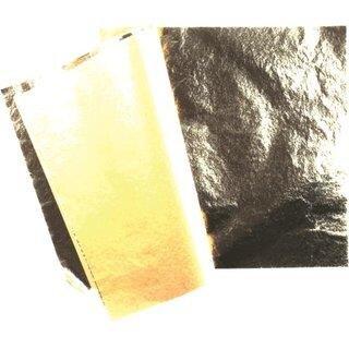 Schlagmetall Kupfer 25er Pack
