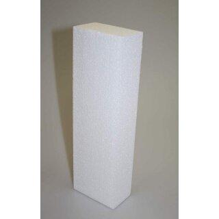 Styroporsäule 6 x 13 x 60 cm