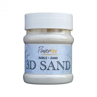 3D Sand Effekt-Strukturmedium 230 ml